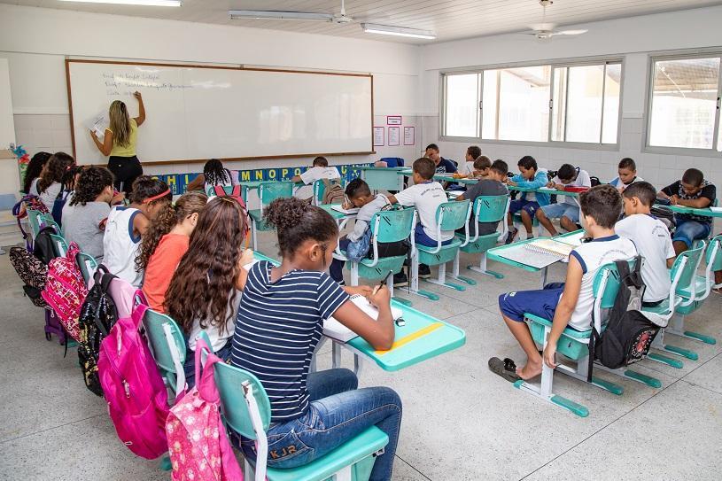 Confira as datas para as novas matrículas na rede municipal de ensino
