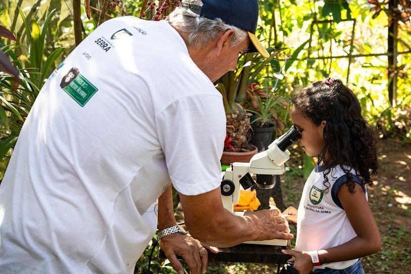 Quase 115 mil pessoas visitaram o Espaço Botânico em 4 anos