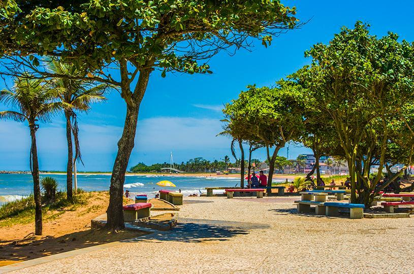 Praias da Serra estão liberadas para banho