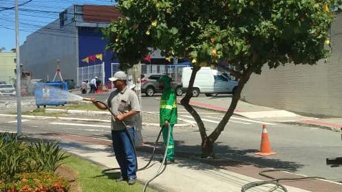 Prefeitura implanta programa Serra Cidade Limpa e Saudável