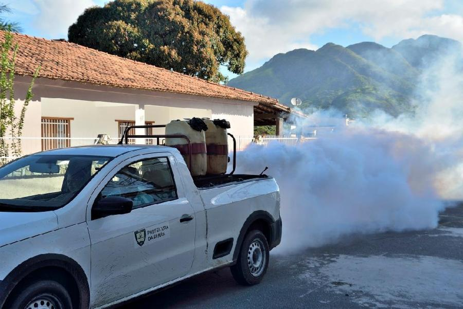 Prefeitura da Serra tem novo roteiro para o carro fumacê