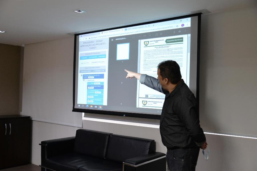Prefeitura da Serra lança 1º sistema digital para aprovação de obras no País