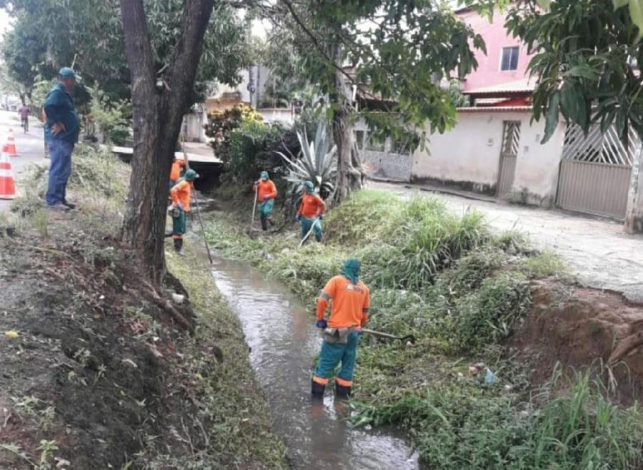 Chuva: trabalho preventivo evitou alagamentos e queda de árvores
