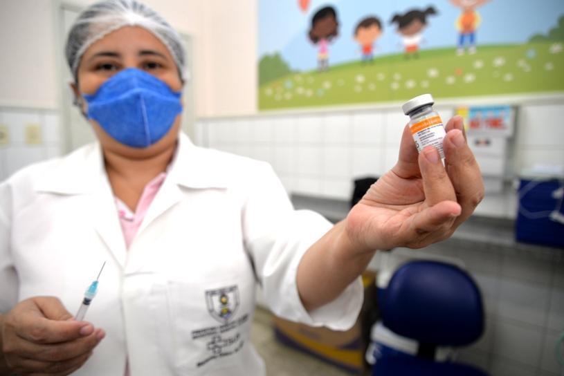 Novo agendamento para vacina contra a Covid-19 nesta quinta (14)