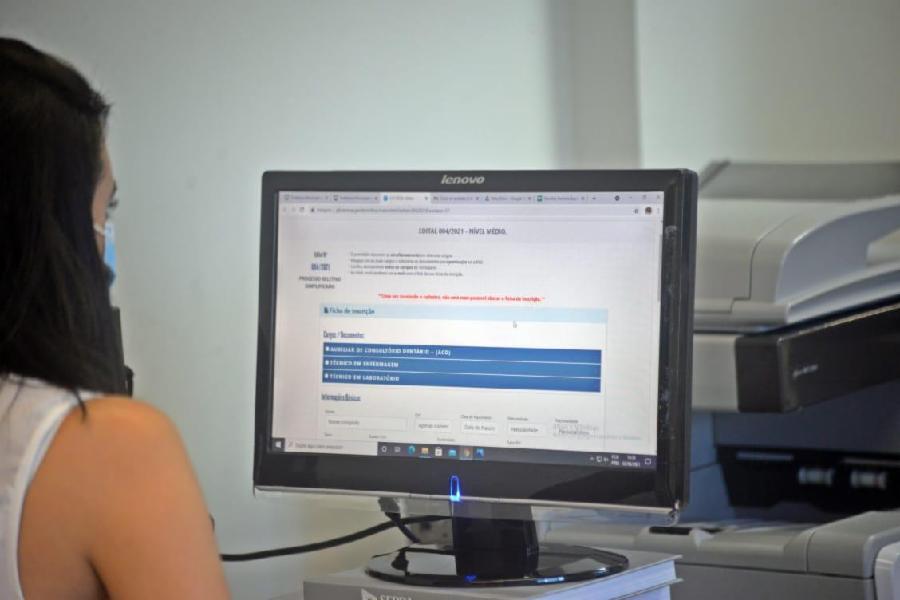 Saúde abre processo seletivo para contratação de novos profissionais