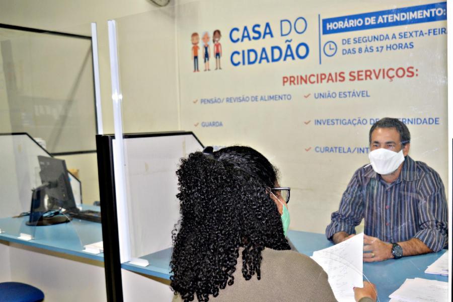 Processos de pensão e divórcio podem ser abertos de graça na Serra