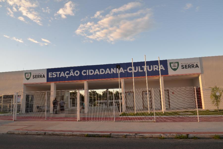 Sábado agitado na Estação Cidadania Cultura