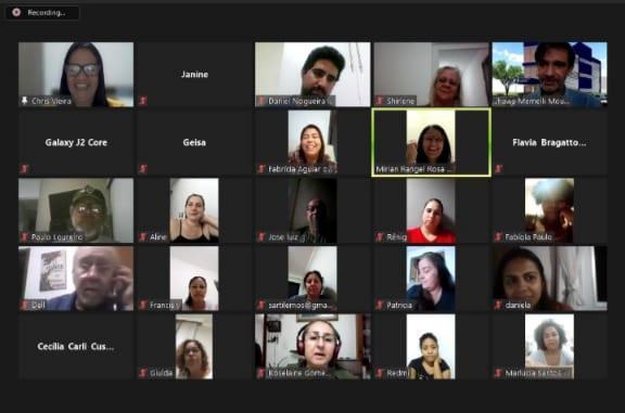 IPS reúne mais de 70 servidores em live sobre benefícios previdenciários