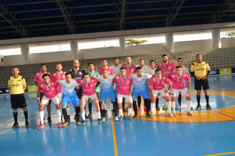 Liga Capixaba de Futsal encerra fase de grupos