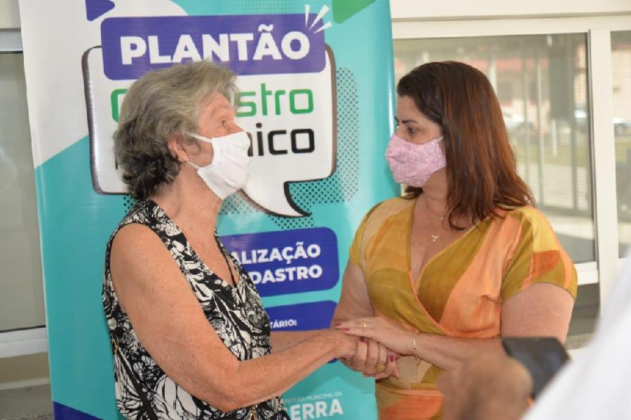 Assistência Social realiza plantão para atualizar cadastros do CadÚnico na Serra