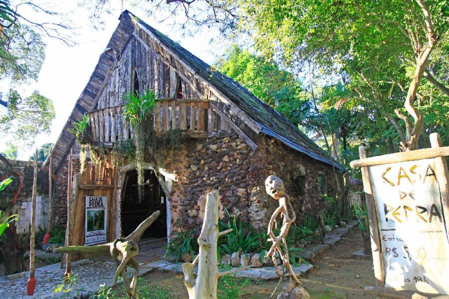 Casa de Pedra com visitação gratuita para alunos da rede pública municipal
