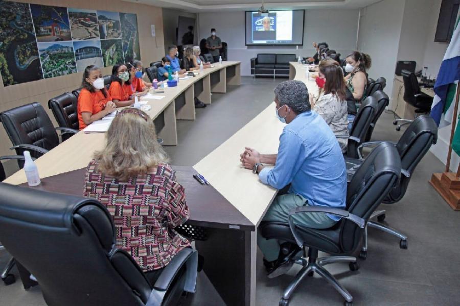 Prefeitura da Serra assina TAC para atendimento e ampliação da Educação Especial
