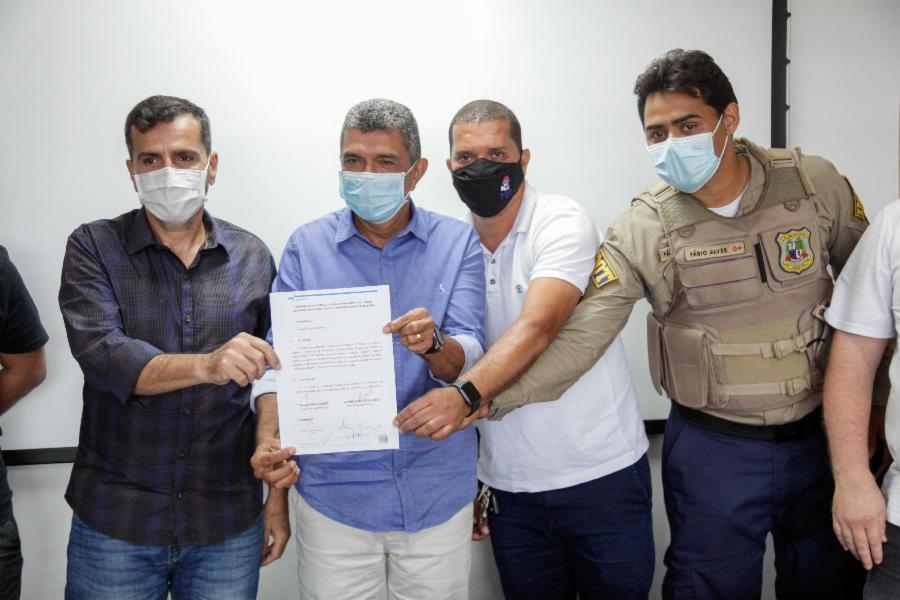Serra abre Semana do Trânsito reforçando parceria com o Detran-ES
