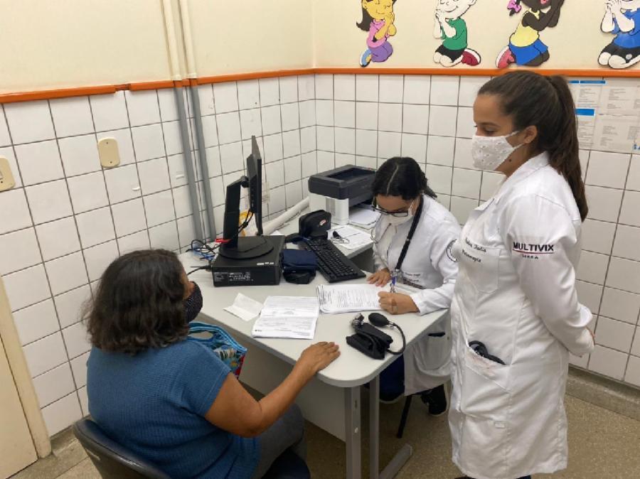 Prefeitura da Serra estreia, nesta quinta (23), os programas de nutrição e fisioterapia no Ames