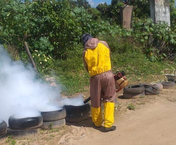 Combate à dengue: mais uma semana de combate ao Aedes
