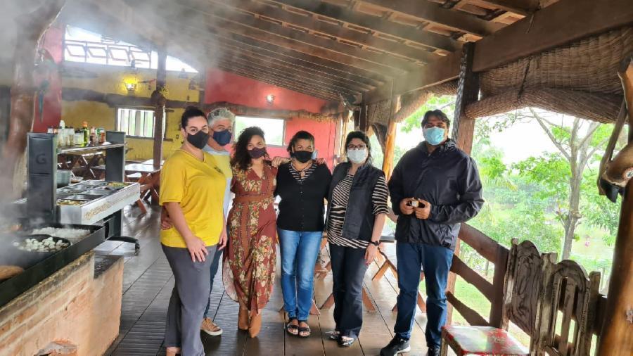 Fortalece Turismo: Serra recebe Milagros Ochoa Koepke