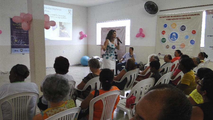 Serra Mais Mulher em Planalto Serrano nesta quinta-feira (25)