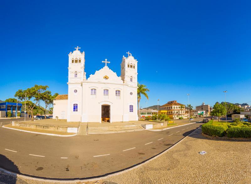 Homenagens a Nossa Senhora da Conceição na Serra