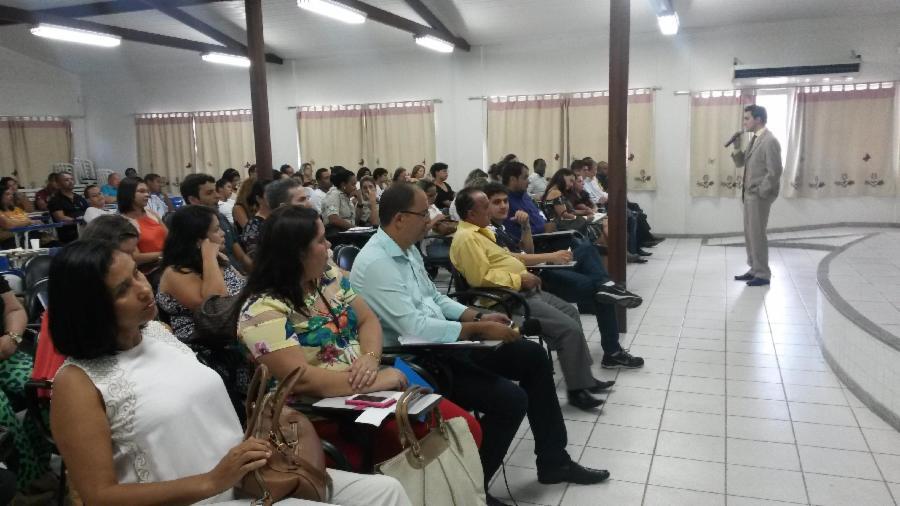 Cidade Mais Acessível: Convênio foi assinado nesta quarta-feira (20)