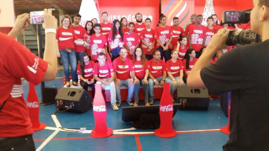 Estudantes da rede municipal da Serra conduzirão a Tocha Olímpica