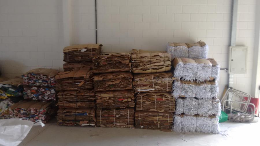 Projeto Catador reaproveita mais de 2,5 toneladas de resíduos