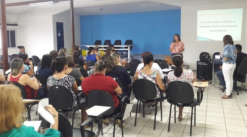 Prefeitura da Serra está de prontidão para atuar em caso de chuvas fortes