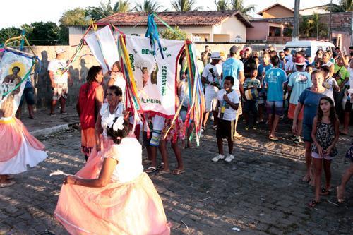 Festa de São Sebastião e São Benedito, de Nova Almeida, se encerra nesta sexta-feira (20)