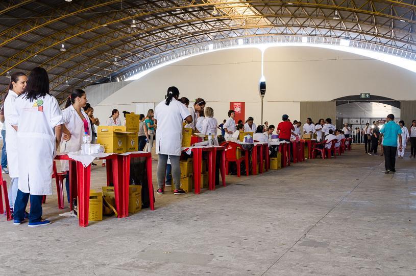 Prefeitura da Serra anuncia novo mutirão de vacinação no próximo sábado, dia 11