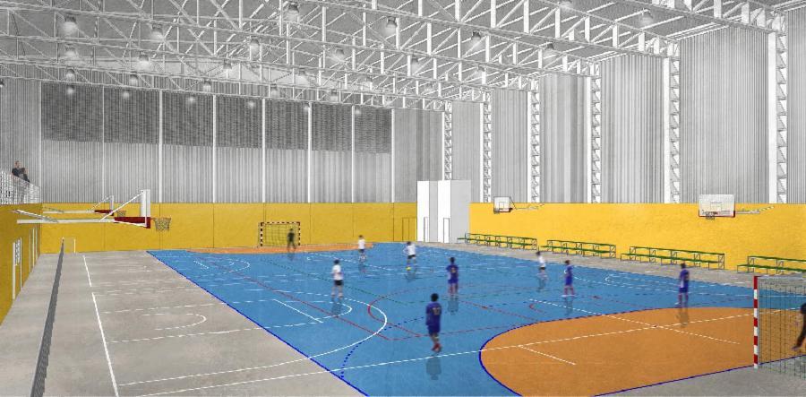 Serra ganha novo complexo esportivo