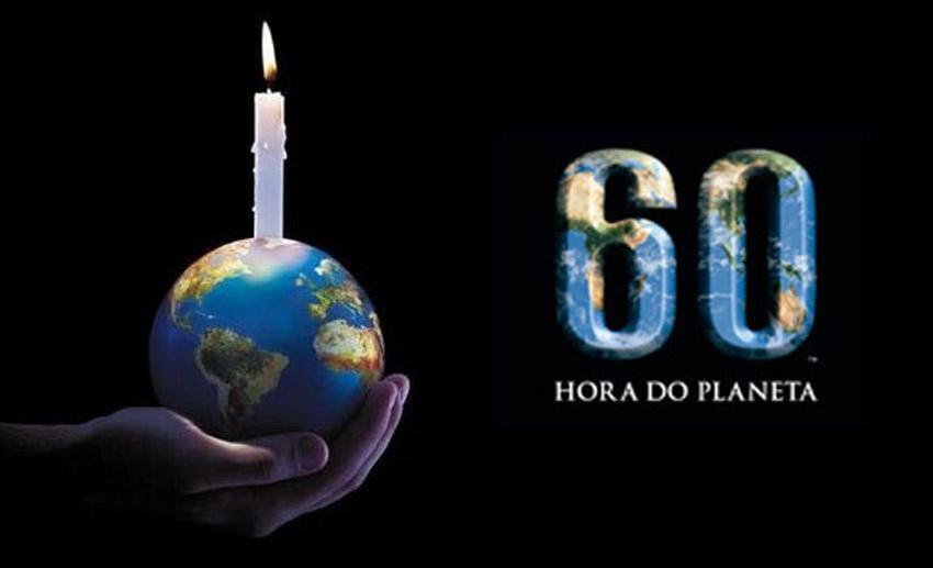 Serra vai apagar luzes de 4 pontos na Hora do Planeta