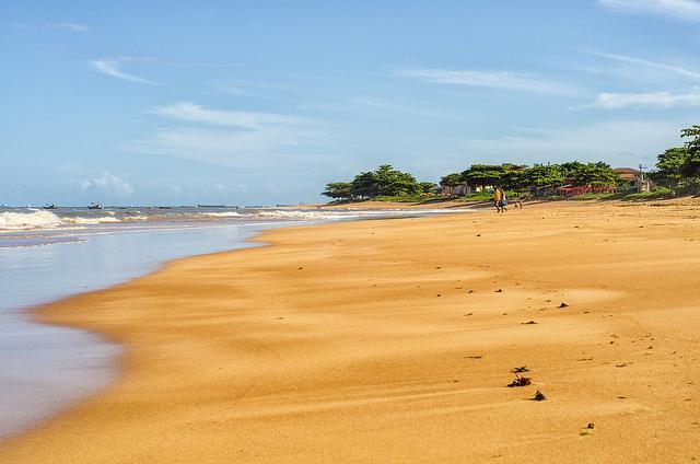 Praias limpas para curtir o final de semana na Serra