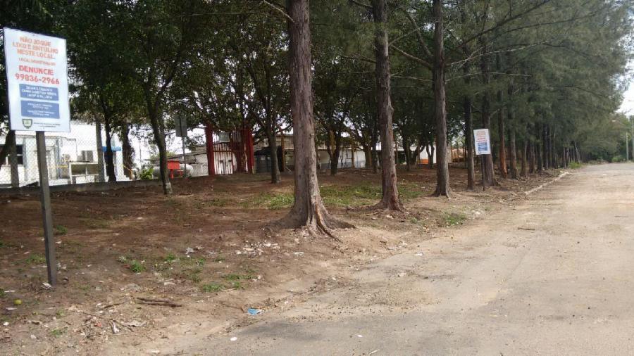 Prefeitura e moradores fazem mutirão para acabar com lixo em bairro