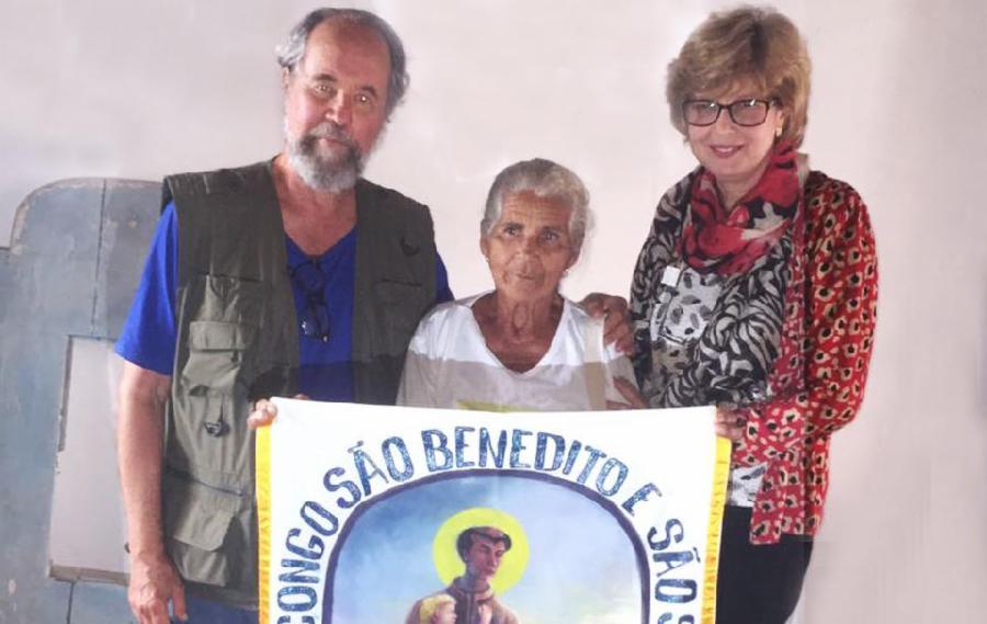 Antropólogo Carlos Brandão fala sobre Folia de Reis em Nova Almeida