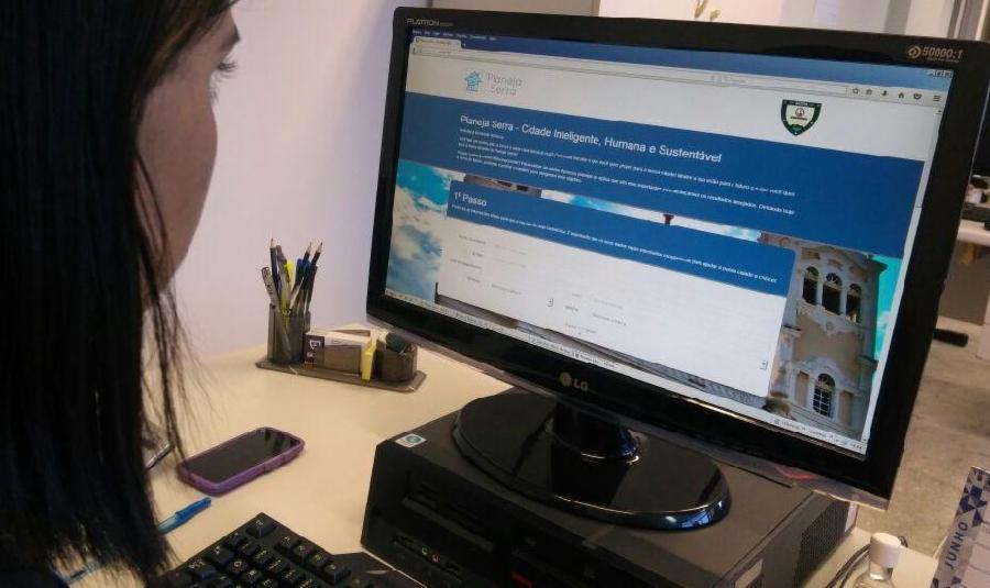 Morador pode escolher serviços e obras nos bairros pela internet