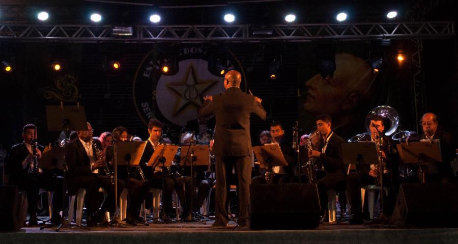 Banda Estrela dos Artistas completa 50 anos com festa na Praça da Igreja Matriz