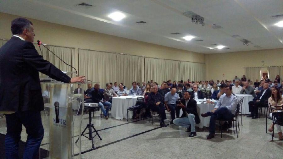 Serra é palco para debates sobre o setor atacadista