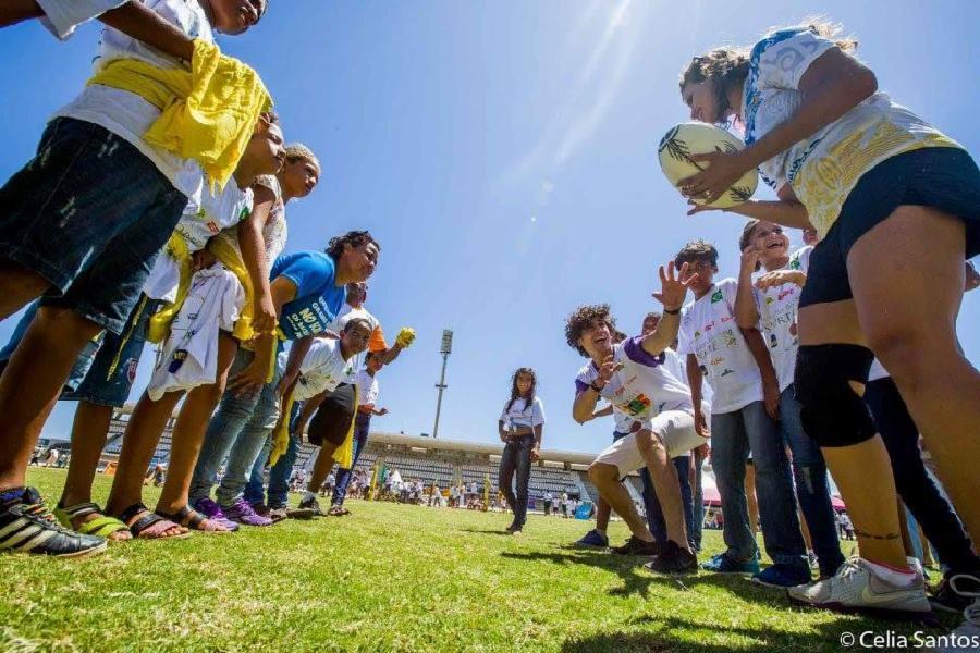 Serra vira polo de formação em esporte e artes