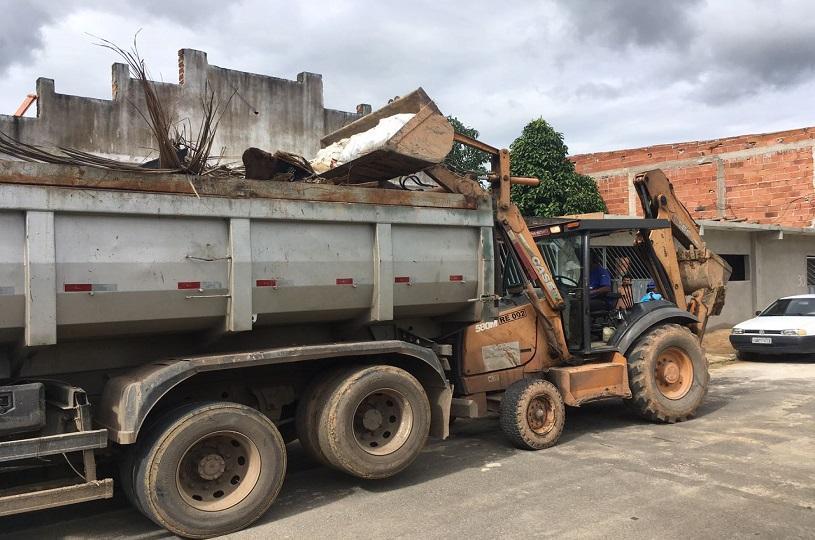 Prefeitura lança choque de ordem para limpar bairros em mutirões