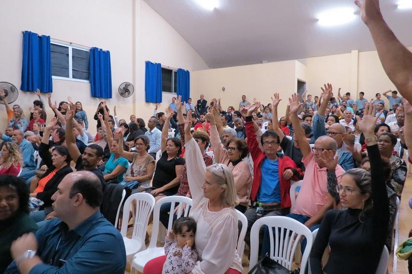 População da Grande Jacaraípe escolhe destino do Clube Riviera