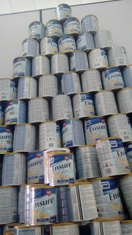 Prefeitura fecha parceria para recolher latas da Farmácia Cidadã