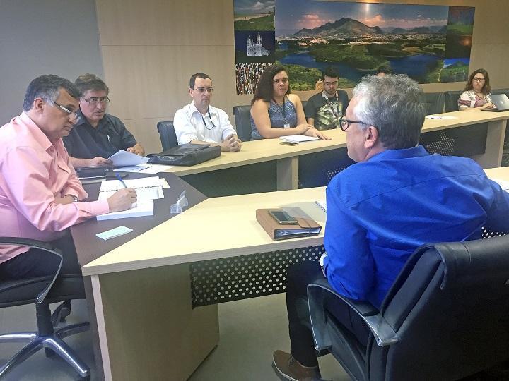 Equipe da Sefa trabalha para manter Índice de Participação da Serra no ICMS