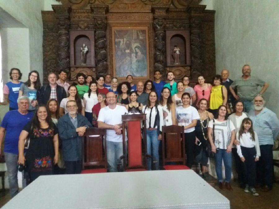 Iphan visita Igreja Reis Magos