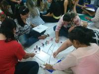Curso de qualificação para professores da Serra