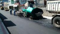 Avenida Alpheu Ribeiro recebe asfalto novo