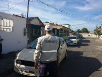 Guarda de Trânsito da Serra recupera veículo roubado