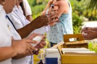Influenza: Professores serão vacinados no CRAS de Laranjeiras a partir de terça (25)