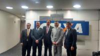 Audifax negocia R$ 100 milhões para drenagem e pavimentação na Serra