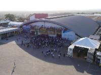 Serra recebe mais de 300 expositores do setor de rochas ornamentais