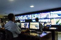 Guardas Municipais e videomonitoramento da Serra juntos no combate ao entulho