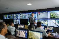 Sistema vai integrar centrais de videomonitoramento da Grande Vitória